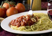 el Día del Espagueti
