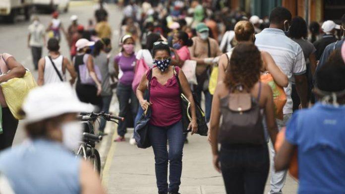 Casos covid-19-Venezuela