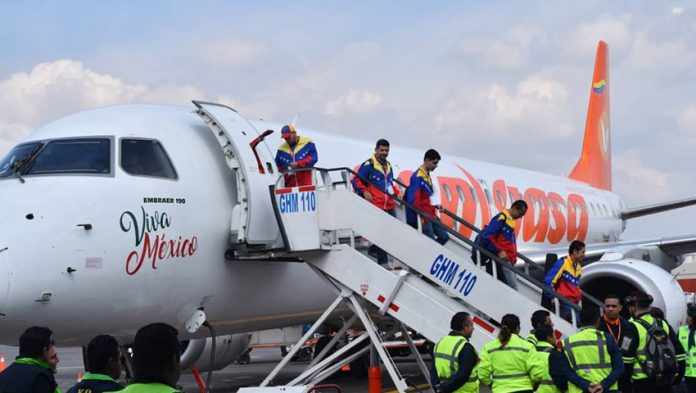 Conviasa-México-Venezuela-vuelos comerciales