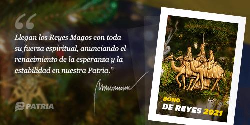 Bono de Reyes 2021