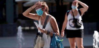 altas temperaturas en Argentina