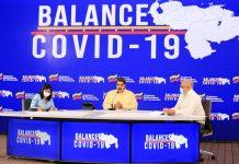 Venezuela registra 464 casos