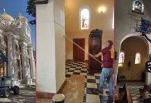 recuperación del Centro Histórico