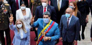 retorno del presidente Maduro