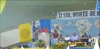 Maduro-Chávez-Porto Alegre