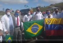 Médicos venezolanos-Brasil