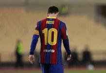 Messi-sancion