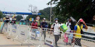 Colombia extiende cierre de frontera