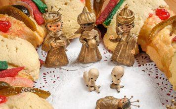 Prepara Rosca de Reyes para la familia