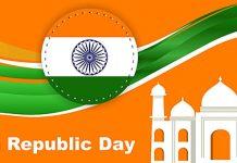 República de La India-72º aniversario