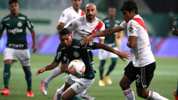 Palmeiras-River
