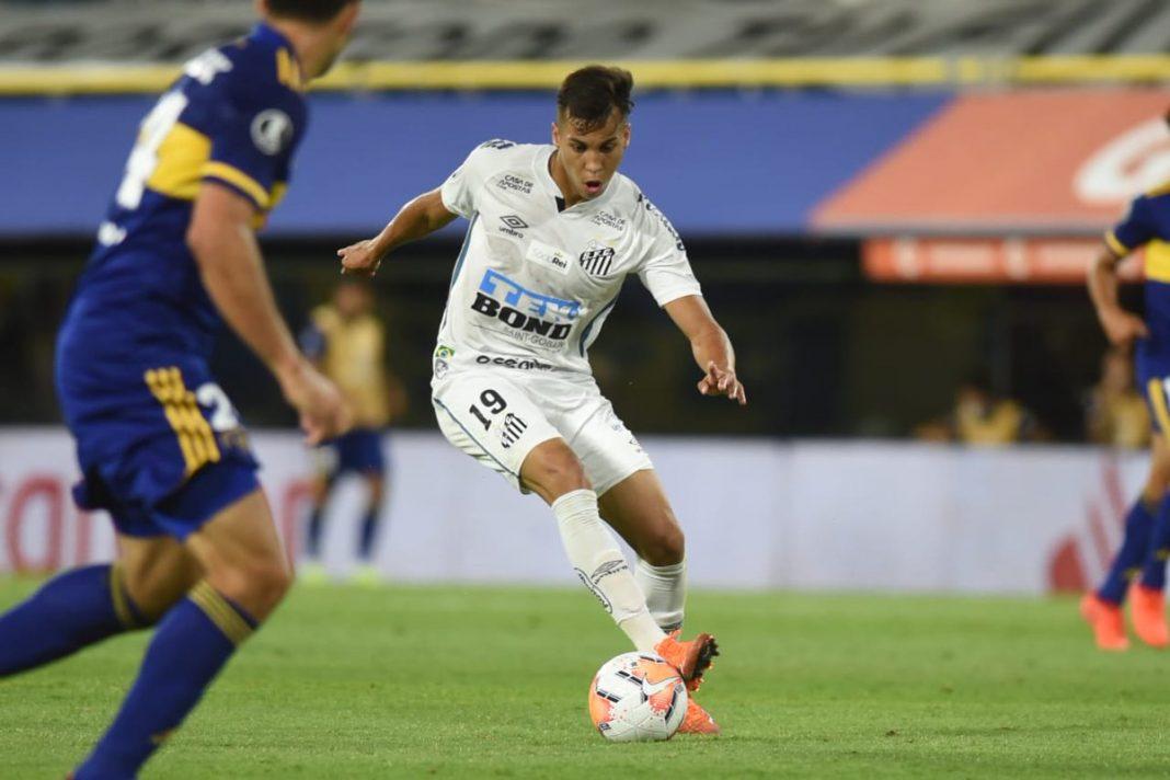 Santos-Boca
