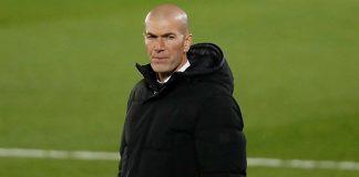 Zinedine-Zidane Coronavirus