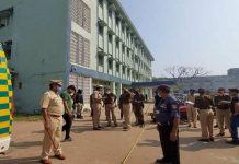Incendio hospital de India