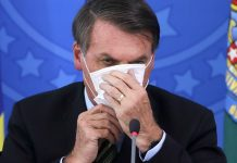 Evalúan destitución de Bolsonaro