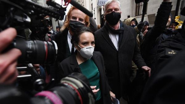 excarcelación de Julian Assange