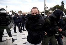 Periodistas de Grecia