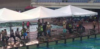 Nadador Jorge Eliézer Otaiza alacanza nuevo récord en Turquía