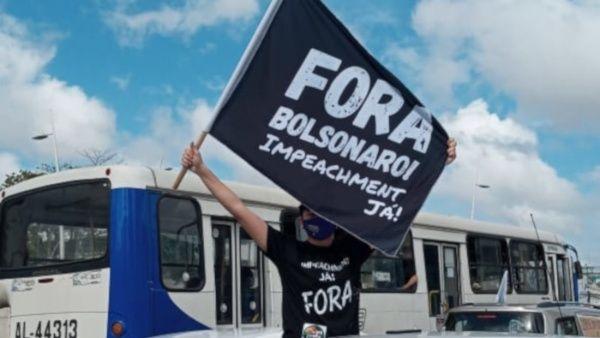 juicio contra Bolsonaro