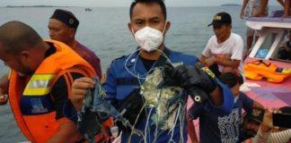 Indonesia avión desaparecido