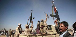 rebeldes-Yemeníes