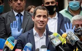 intrasingencia de Guaidó