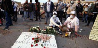 año más violento en Colombia