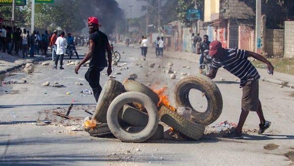 sindicatos haitianos