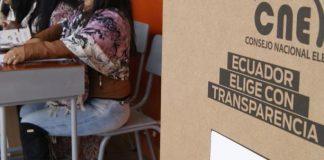elecciones presidenciales de Ecuador