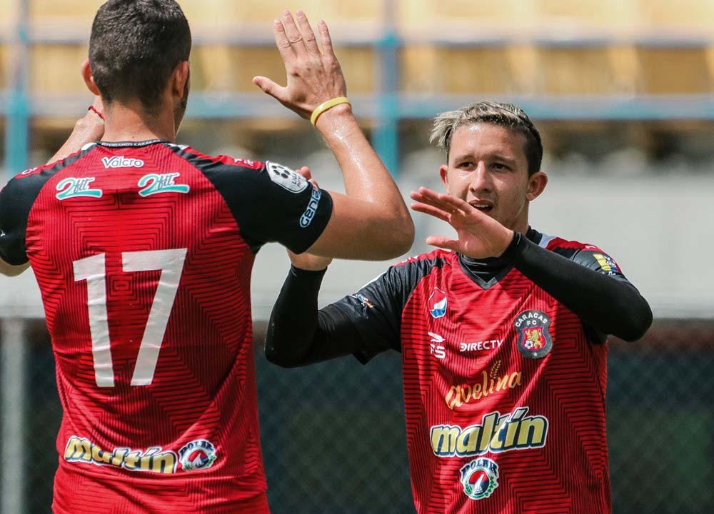 Caracas FC - Copa Libertadores