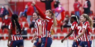 Deyna Atletico - Eibar