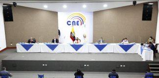 CNE de Ecuador