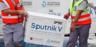Sputnik V llegó a Maracaibo