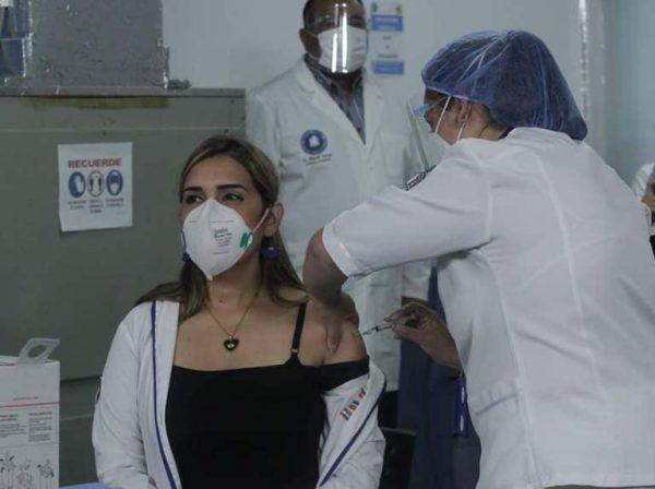vacunación con la Sputnik V