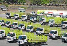 16 plantas móviles de gas