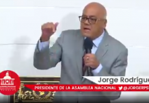 Jorge Rodríguez-AN-cronograma electoral 2021