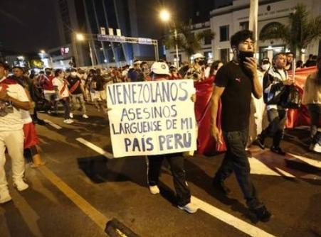 Asesinan a peruano en Colombia y reactivan xenofobia contra venezolanos en Perú