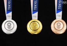 Medallas Tokio 2020 Olimpiadas