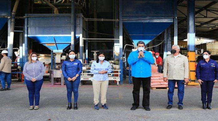 Pdte. Maduro a la UE: rectifican y respetan a Venezuela o no hay más nunca trato alguno