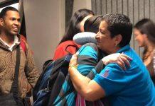 Repatriados 95 venezolanos desde Trinidad y Tobago