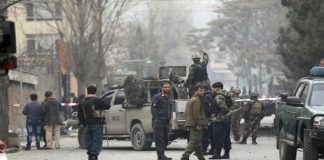 bombas en Afganistán