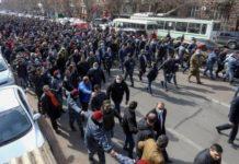 Se agrava situación política en Armenia