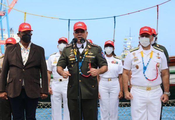 Cadetes de Armada Bolivariana