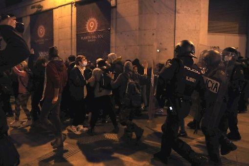 policías de Cataluña