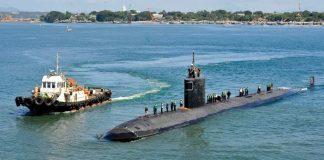 Argentina denunció navegación de submarino