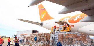Arriban 25 toneladas insumos/CiudadVLC