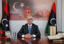 ministro de Interior libio
