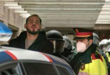 Continúan protestas en Barcelona