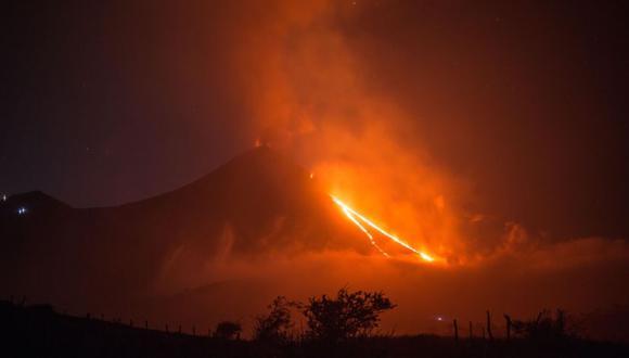Alerta roja en Guatemala