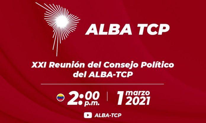 Alba-TCP-XXI Consejo Político 2